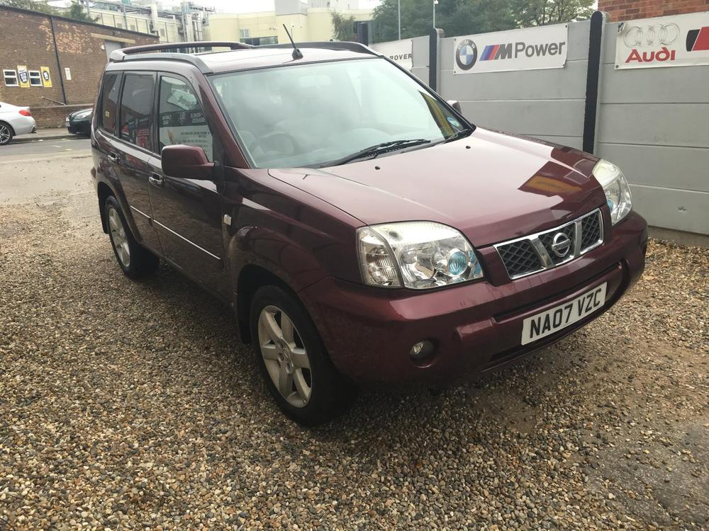 Nissan X-Trail 2.2 2007 photo - 9