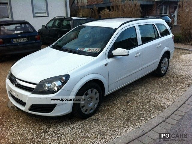 Opel Astra 1.3 2006 photo - 1