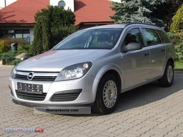 Opel Astra 1.3 2006 photo - 4
