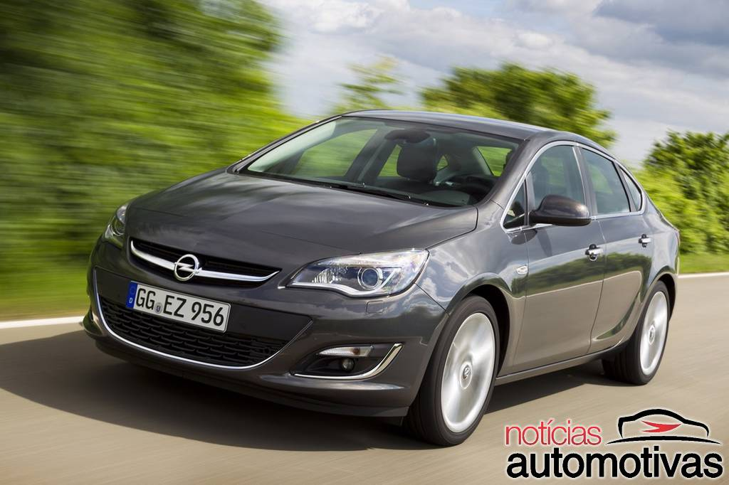 Opel Astra 1.3 2014 photo - 11