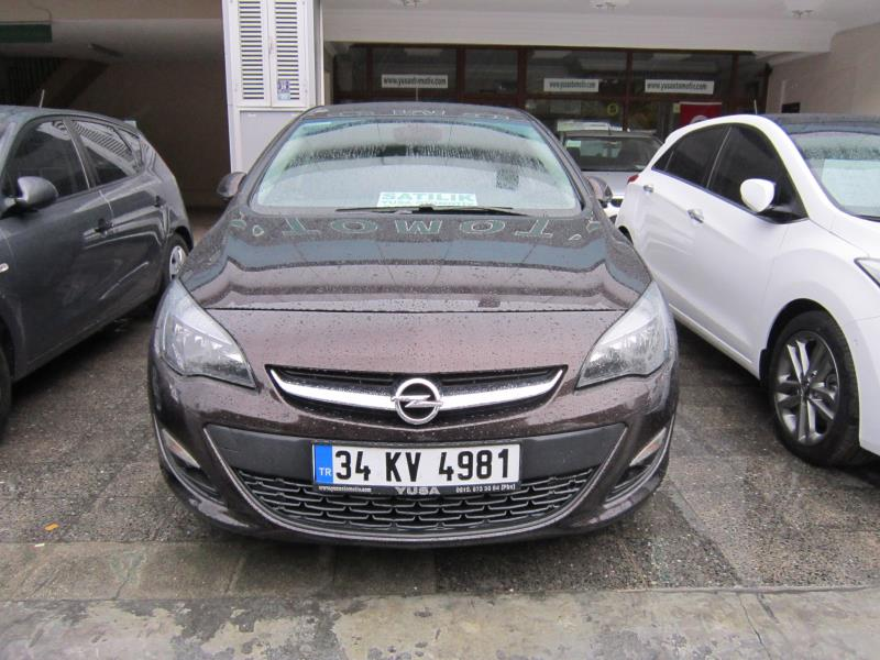 Opel Astra 1.3 2014 photo - 8