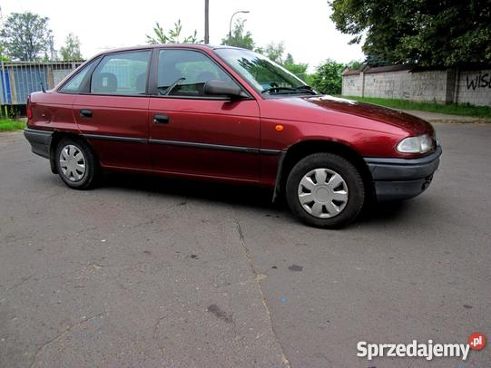 Opel Astra 1.4 1995 photo - 10