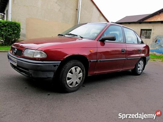 Opel Astra 1.4 1995 photo - 4