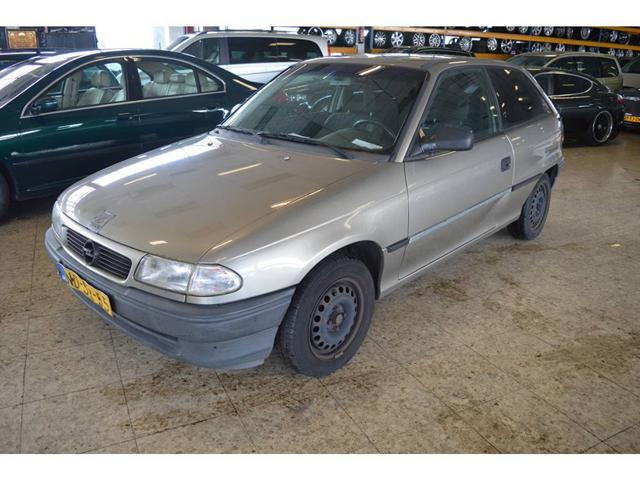 Opel Astra 1.4 1995 photo - 6
