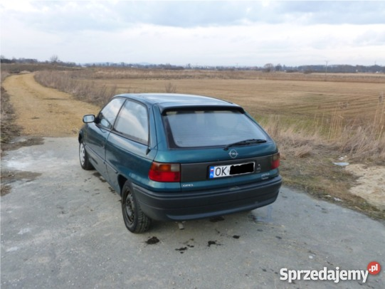 Opel Astra 1.4 1995 photo - 7