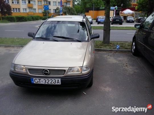 Opel Astra 1.4 1997 photo - 11