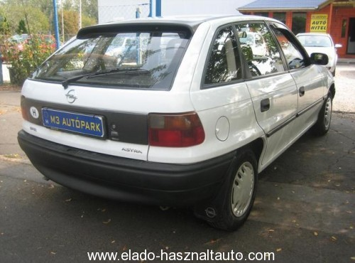 Opel Astra 1.4 1997 photo - 3