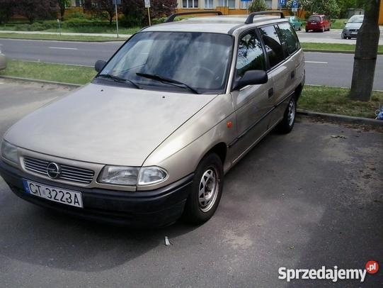 Opel Astra 1.4 1997 photo - 4
