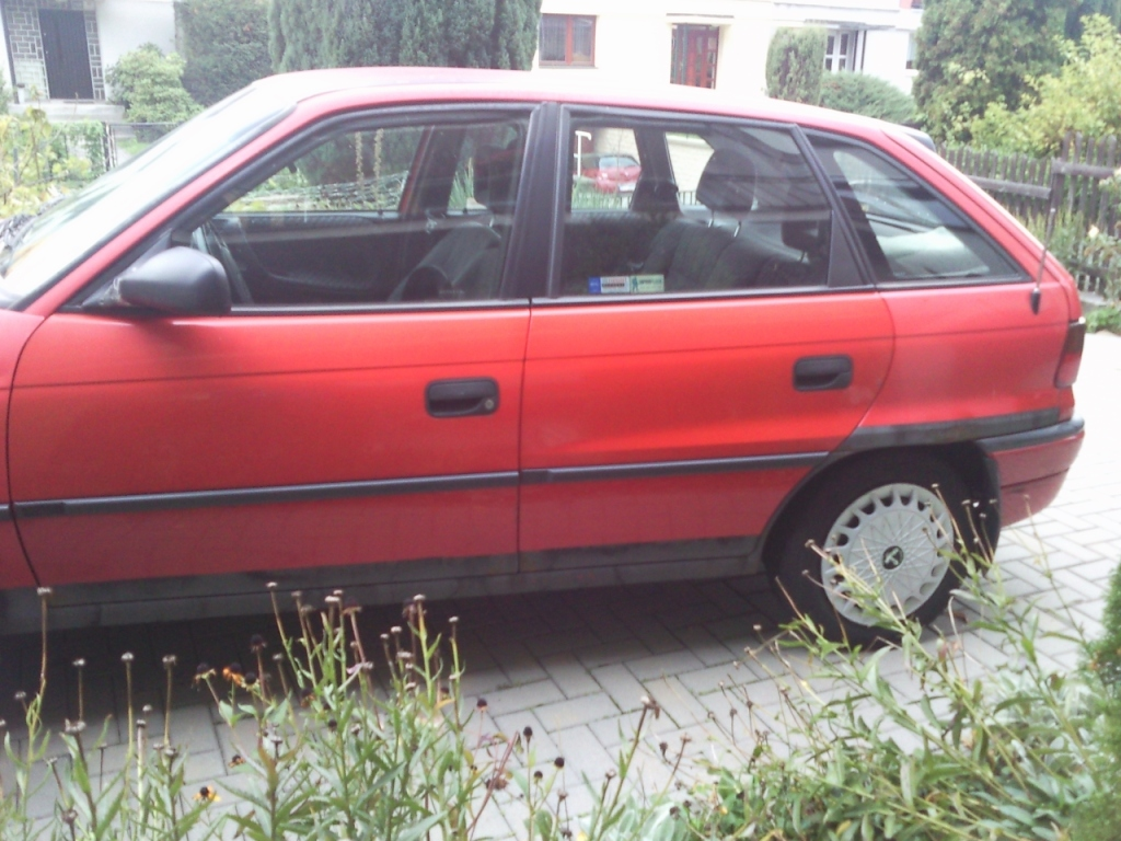 Opel Astra 1.4 1997 photo - 6