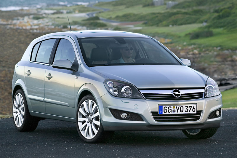 Opel Astra 1.4 2007 photo - 2