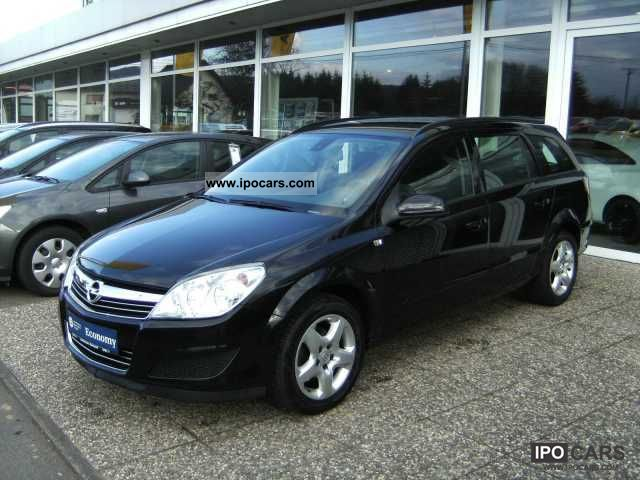 Opel Astra 1.4 2007 photo - 5