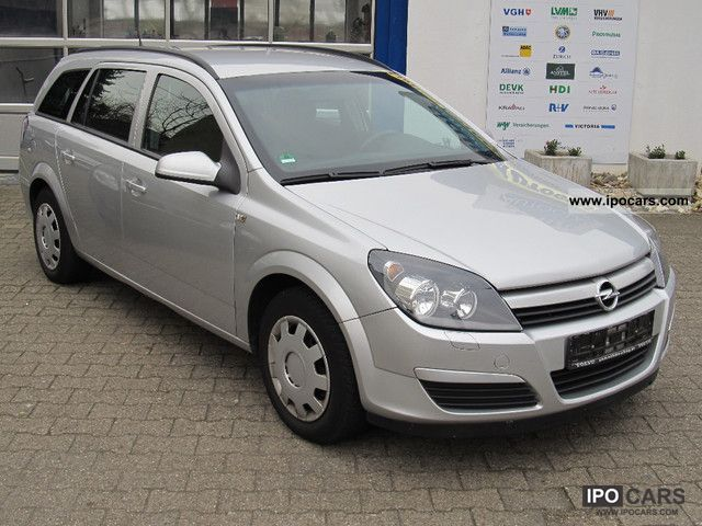 Opel Astra 1.4 2007 photo - 7