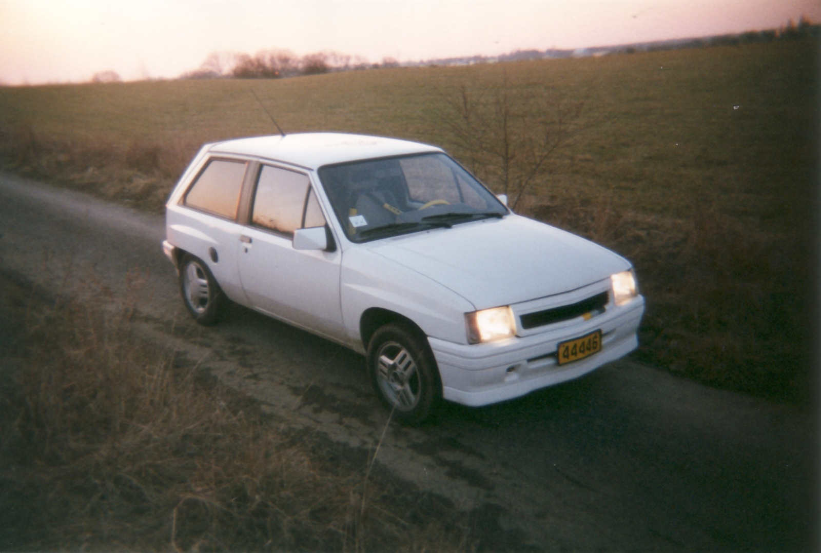Opel Astra 1.6 1989 photo - 11