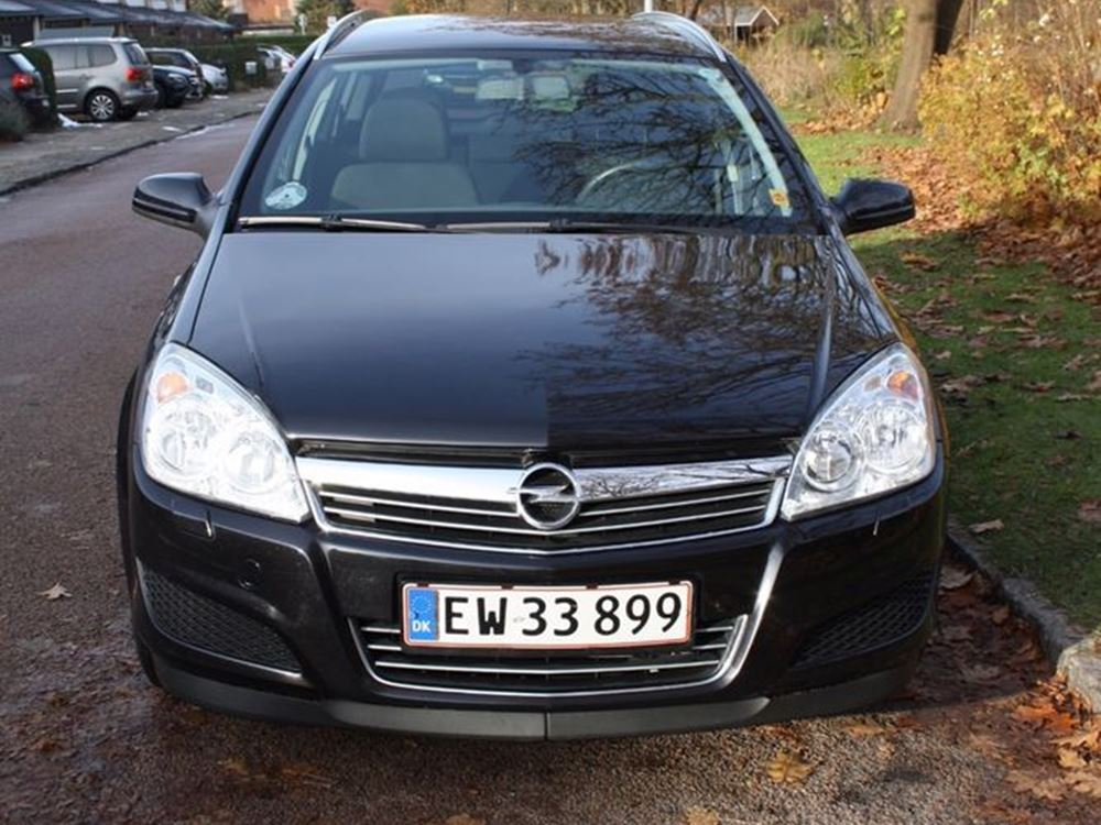 Opel Astra 1.6 1989 photo - 6