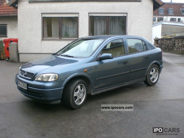Opel Astra 1.6 1998 photo - 3