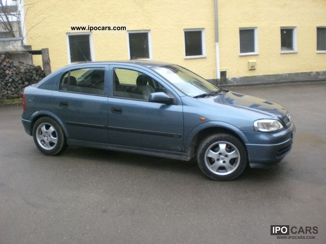 Opel Astra 1.6 1998 photo - 4