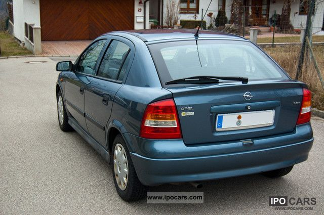 Opel Astra 1.6 1998 photo - 5