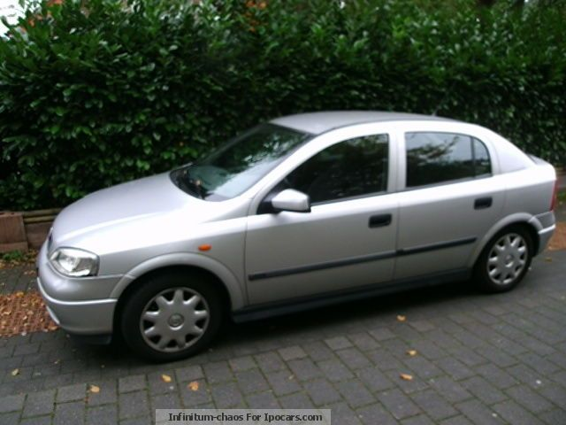 Opel Astra 1.6 1998 photo - 7