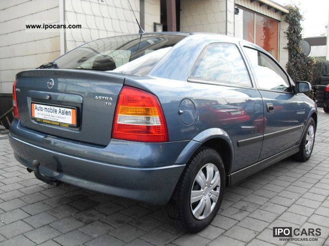 Opel Astra 1.6 1999 photo - 11