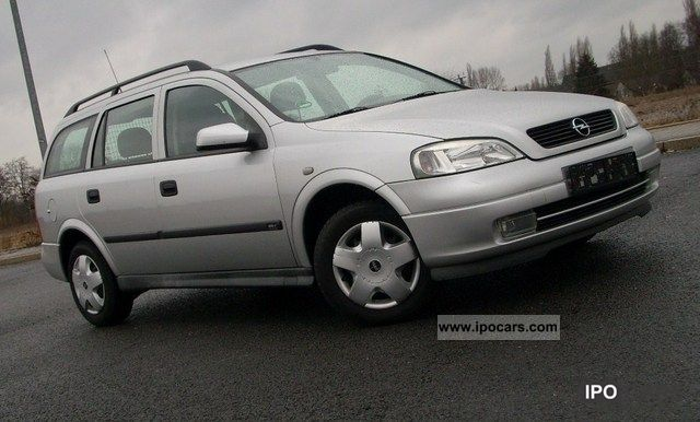 Opel Astra 1.6 1999 photo - 2