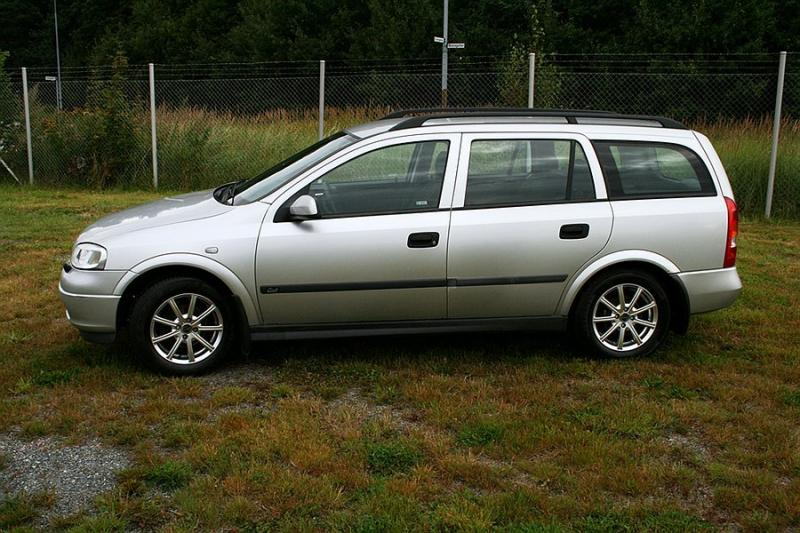 Opel Astra 1.6 1999 photo - 3