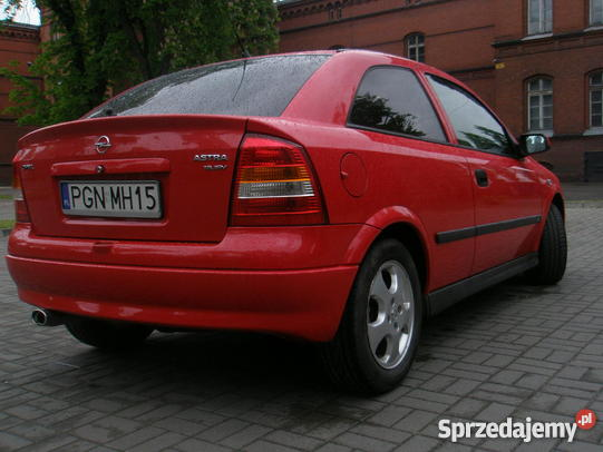 Opel Astra 1.6 1999 photo - 4