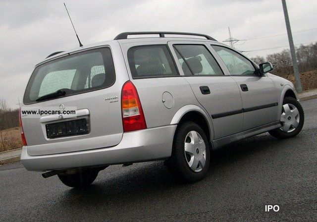 Opel Astra 1.6 1999 photo - 5