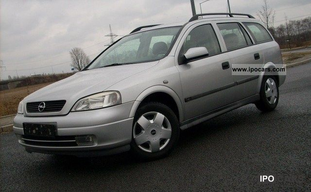 Opel Astra 1.6 1999 photo - 6