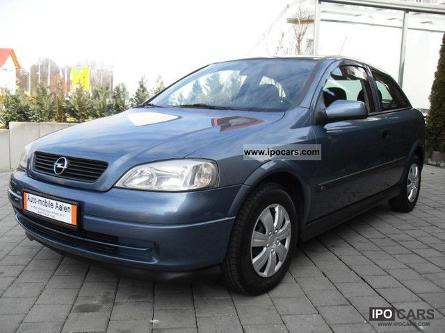 Opel Astra 1.6 1999 photo - 8