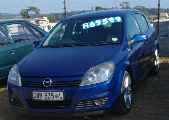 Opel Astra 1.6 2005 photo - 4