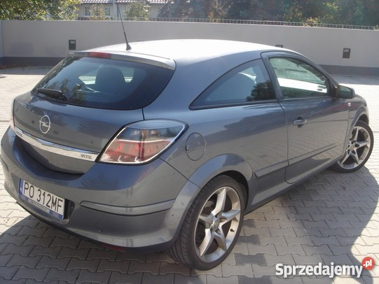 Opel Astra 1.6 2005 photo - 5