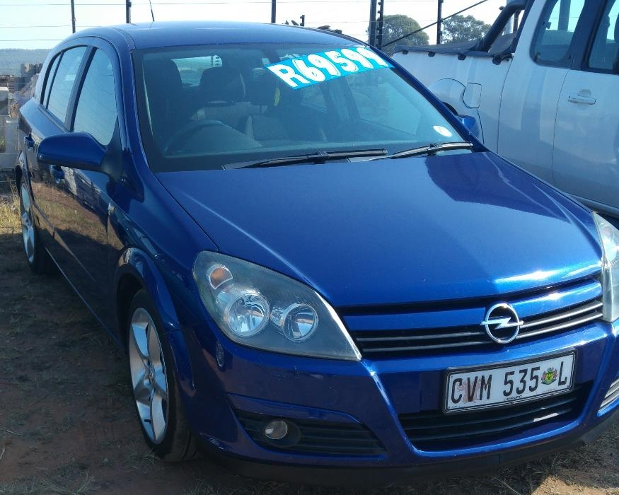 Opel Astra 1.6 2005 photo - 6