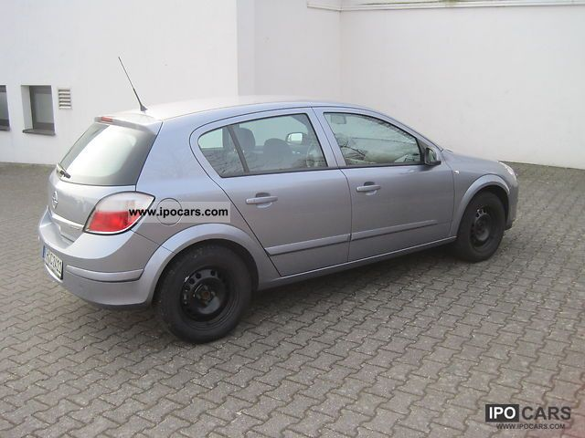 Opel Astra 1.6 2007 photo - 3
