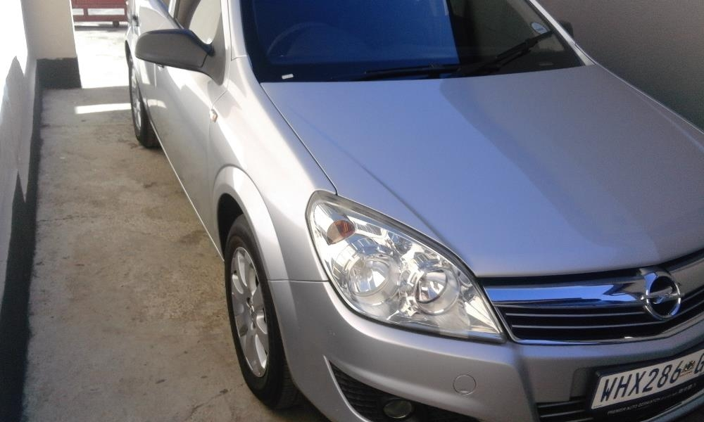 Opel Astra 1.6 2007 photo - 4