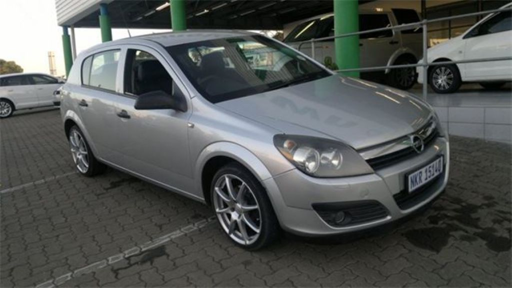 Opel Astra 1.6 2007 photo - 6