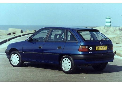 Opel Astra 1.7 1992 photo - 10