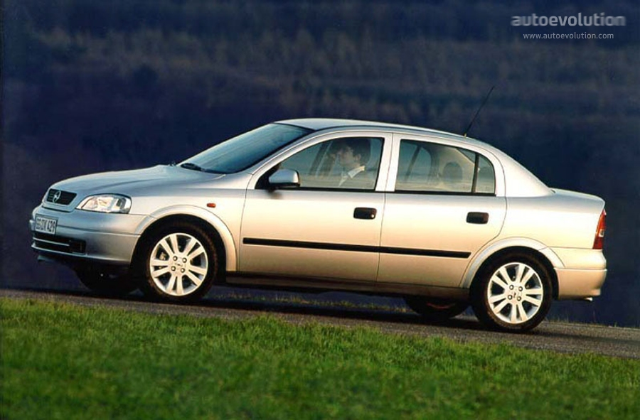 Opel Astra 1.7 1998 photo - 2