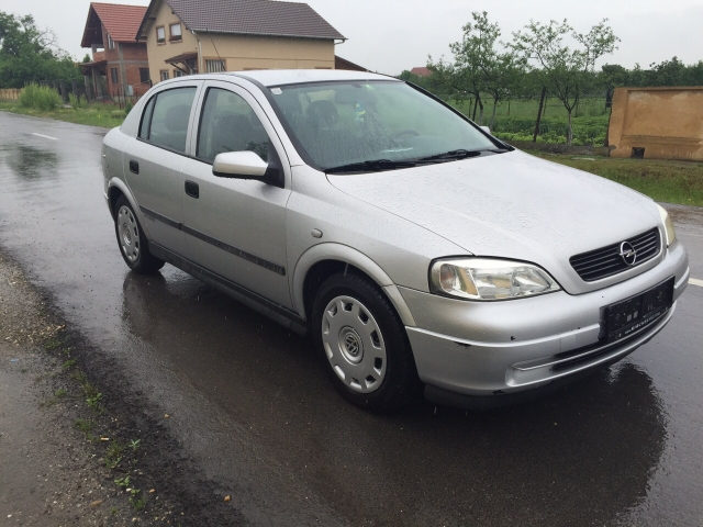 Opel Astra 1.7 1998 photo - 7