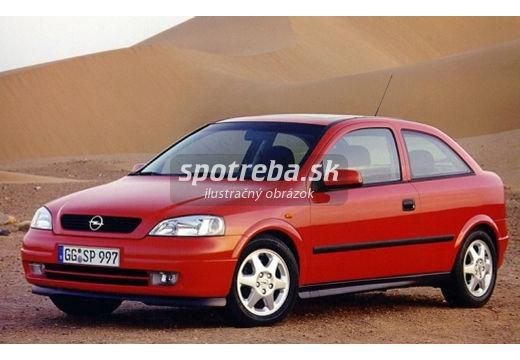 Opel Astra 1.7 1998 photo - 8
