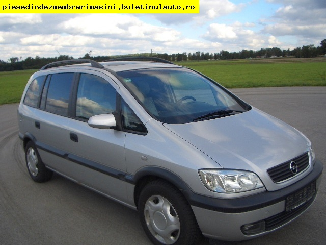 Opel Astra 1.7 2001 photo - 5