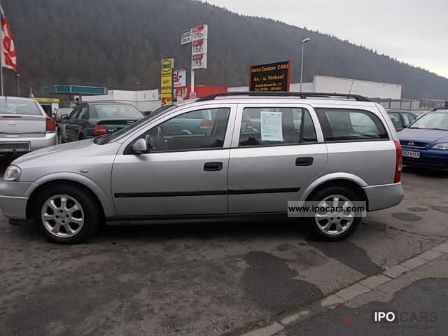 Opel Astra 1.7 2001 photo - 8