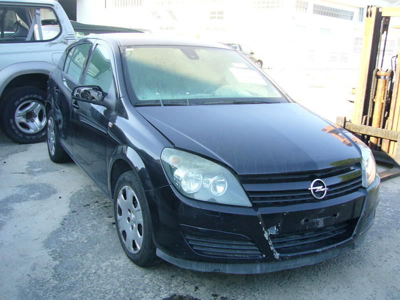 Opel Astra 1.7 2005 photo - 12