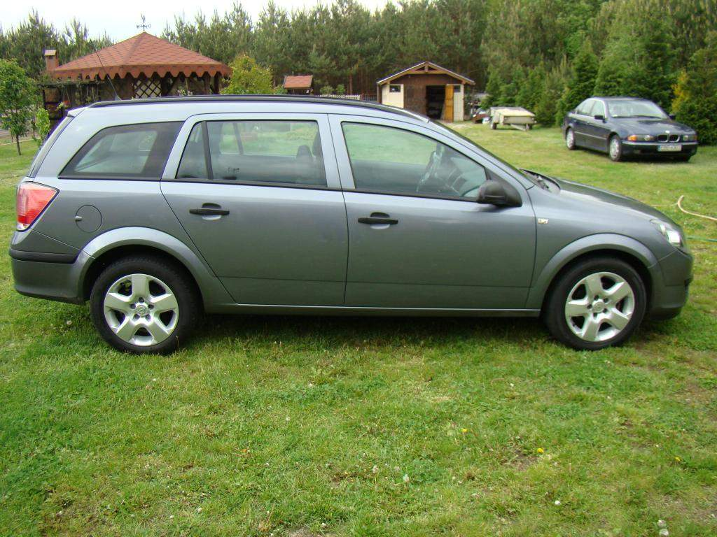 Opel Astra 1.7 2005 photo - 7