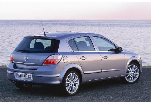 opel astra 1 7 2006 technical specifications interior and exterior photo. Black Bedroom Furniture Sets. Home Design Ideas