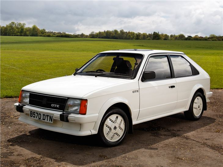 Opel Astra 1.8 1984 photo - 7