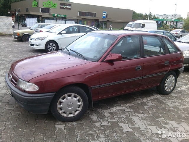Opel Astra 1.8 1992 photo - 10