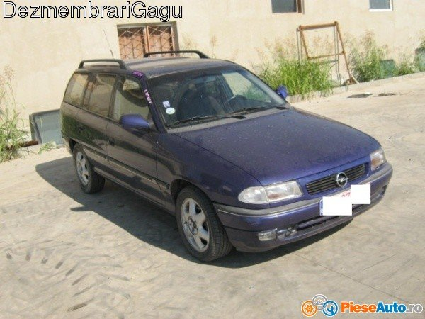 Opel Astra 1.8 1996 photo - 7