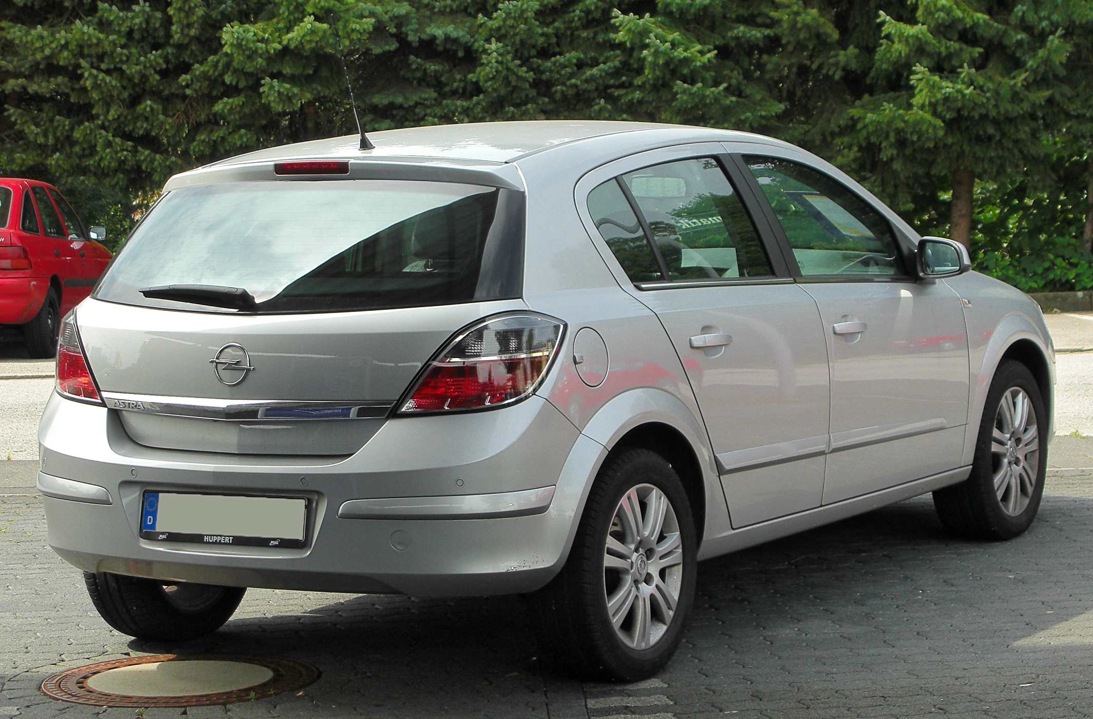 Opel Astra 1.8 2010 photo - 3