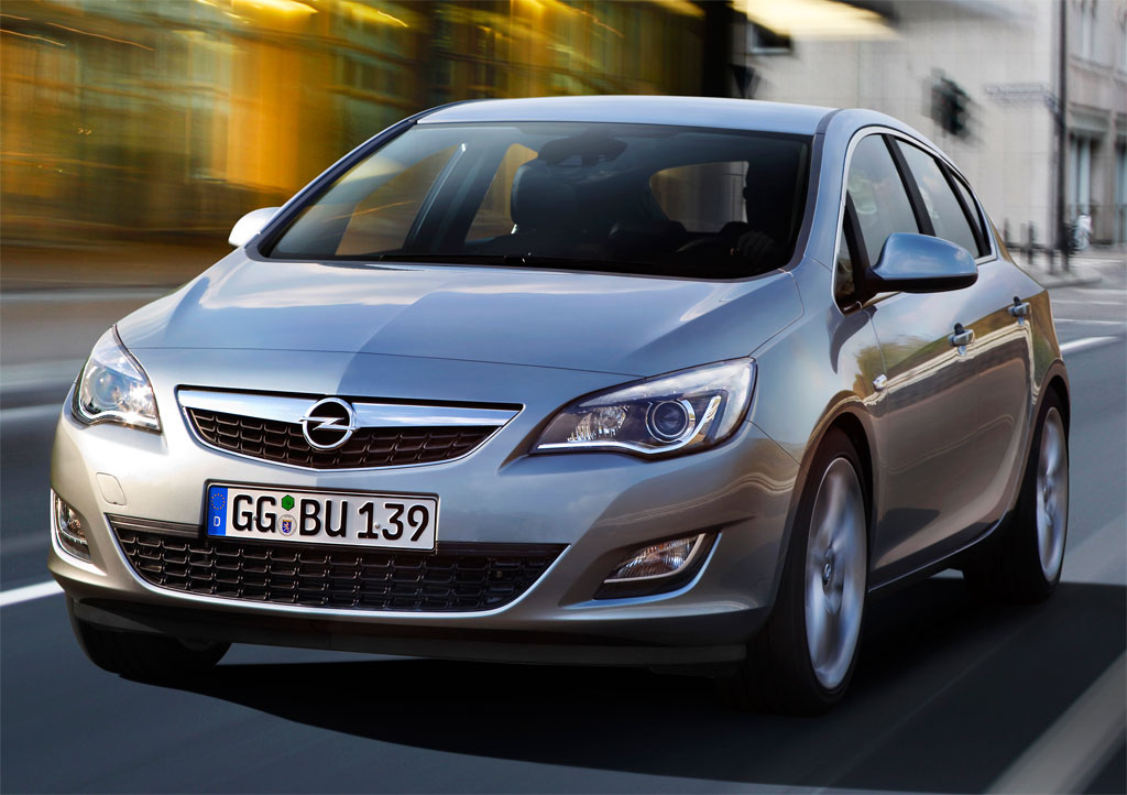 Opel Astra 1.8 2010 photo - 4
