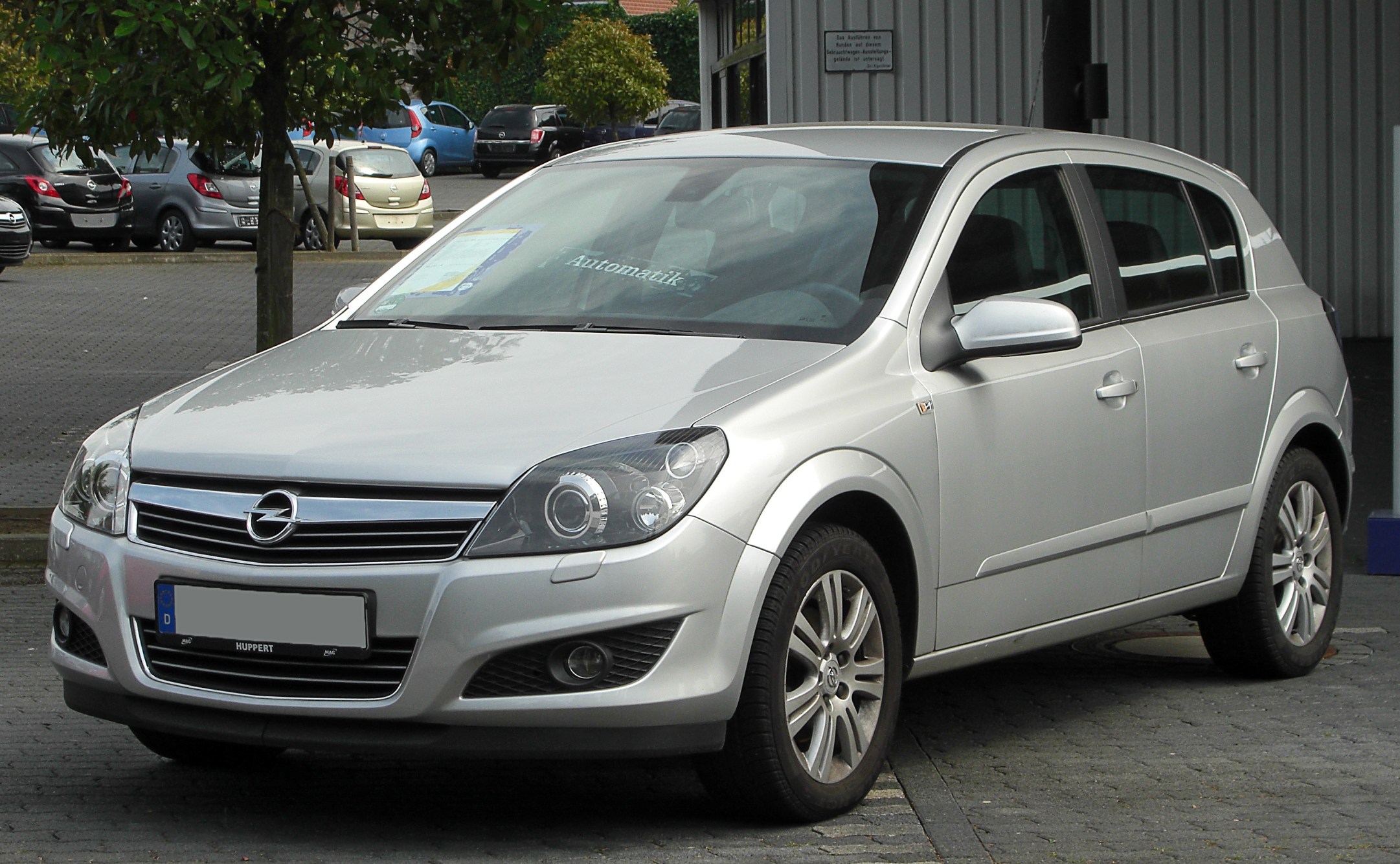 Opel Astra 1.8 2010 photo - 5